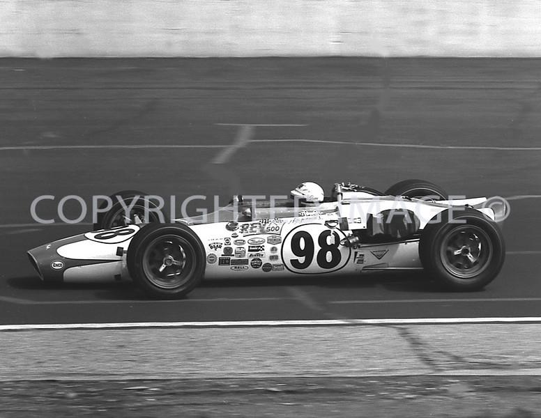 Indianapolis, Ronnie Duman, 1967