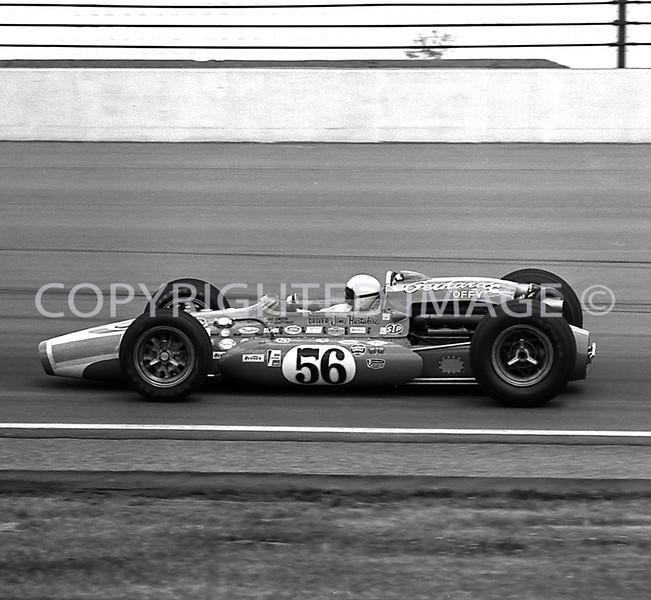 Indianapolis, Jim Hurtubise, 1966