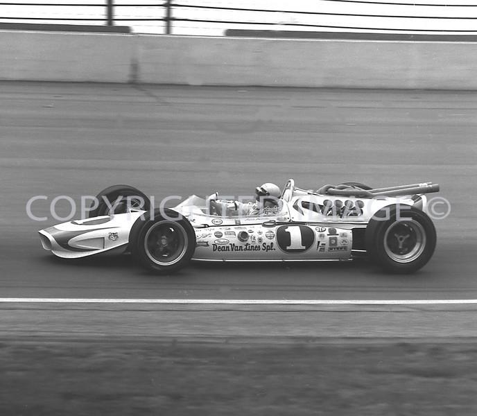 ndianapolis, Mario Andretti, 1967