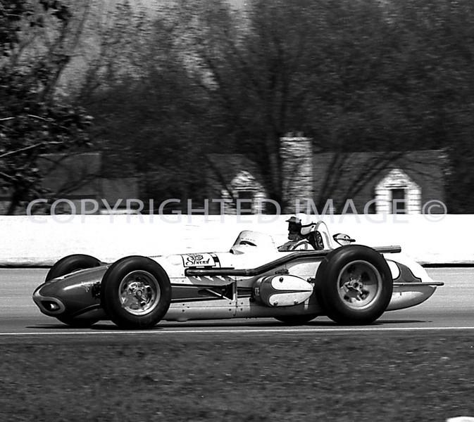Milwaukee, A J Foyt, 1961