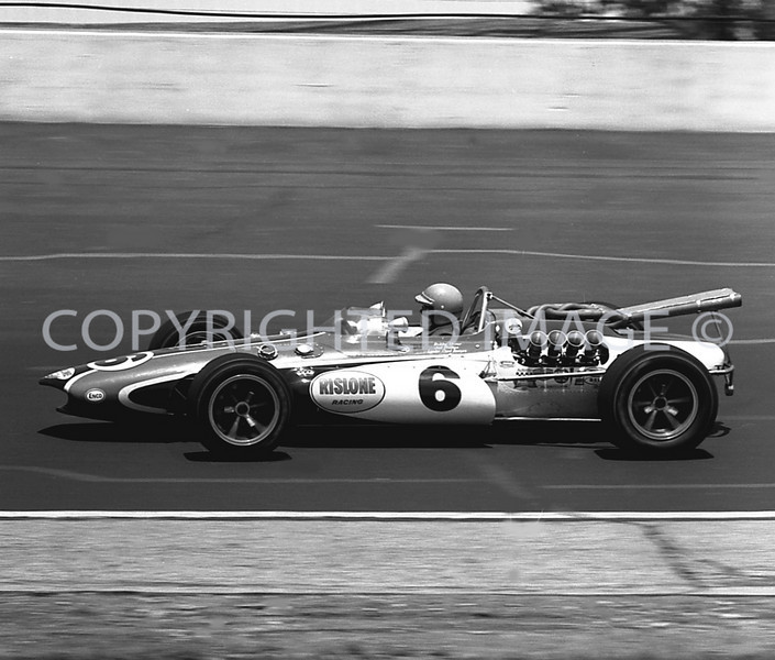 Indianapolis, Bobby Unser, 1967