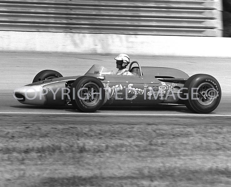Milwaukee, Bobby Unser, 1964