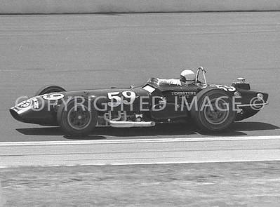 Indianapolis, Jim Hurtubise, 1965