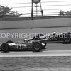Indianapolis, 98 Parnelli Jones going under 83 Bobby Johns, 1965