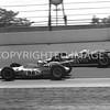Indianapolis, 98 Parnelli Jones going under 83 Bobby Johns, 1965