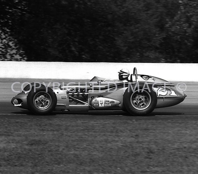 Milwaukee, George Elmer, 1962