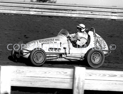 Terre Haute, Chuck Rodee, 1961