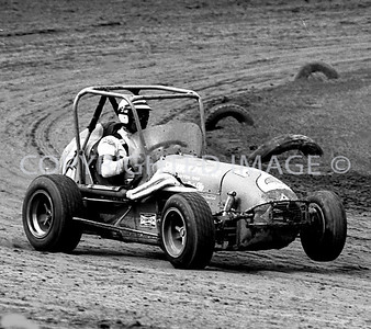 Terre Haute, Dave Strickland, Hut Hundred, 1971