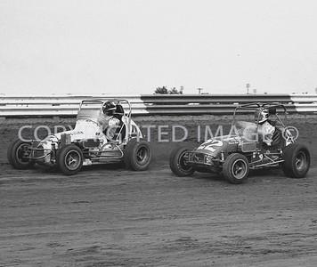 Terre Haute, Billy Engelhart, Larry Rice, Hut Hundred, 1972