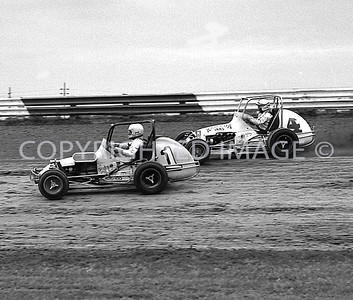 Terre Haute, McClung takes Caruthers outside, Hut Hundred, 1971