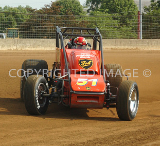 Hoosier Hundred, Russ Gamster, 2009
