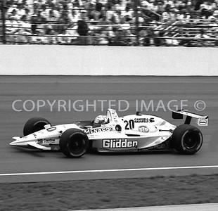 Indianapolis, Tony Stewart, IRL, 2004