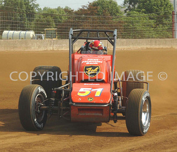 Hoosier Hundred, Russ Gamester, 2009