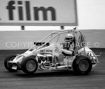 Indy, Raceway Park, Jeff Gordon, USAC, 1990