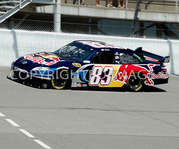 Michigan, Brian Vickers, 2009