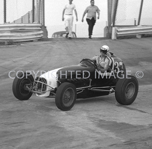 Anderson, Duman Qualifying, 1960, Little500