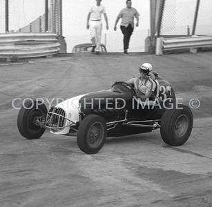 Anderson, Duman Qualifying, 1960, Little500