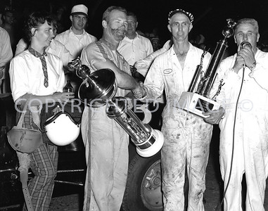 Anderson, Ronnie Duman Wins His First Little 500, 1959