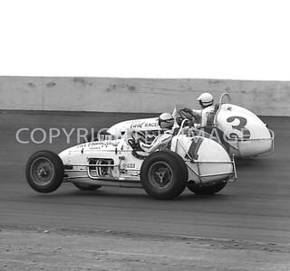 IRP, Parnelli Jones, Rodger Ward, 1961