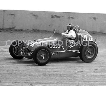Indianapolis, Raceway Park, Al Miller, 1961