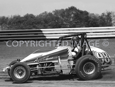 Terre Haute, Jimmy Oskie, CRA, 1985