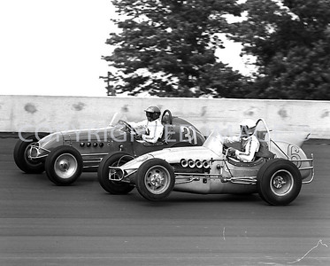 IRP, 6 A J Sheperd, 31 Jim Malloy, 1961