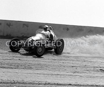 Indianapolis, Raceway Park, A J Foyt, 1961