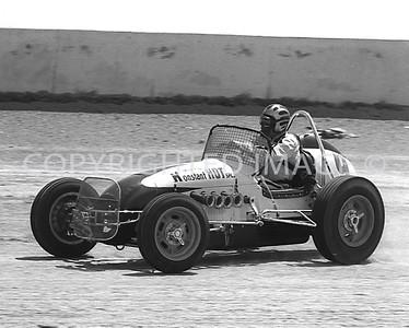 Indianapolis, Raceway Park, Jack Rounds, 1961