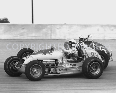 IRP, Andretti, Rutherford, 1964