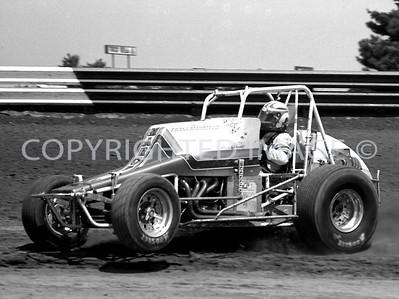 Terre Haute, Johnny Parson, USAC, 1985