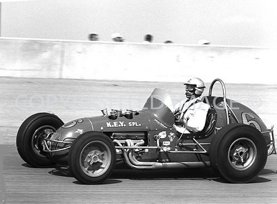 IRP, Johnny Rutherford, 1964