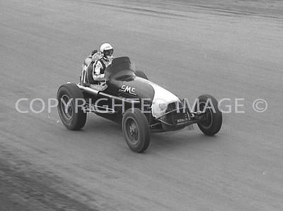 Detroit Fairgrounds, Johnny White, 1957