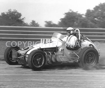 Terre Haute, A J Foyt, 1965