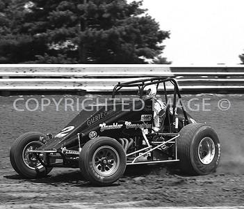 Terre Haute, Sheldon Kinser, USAC, 1985