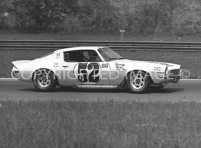 Mid Ohio, Car 52, 1971
