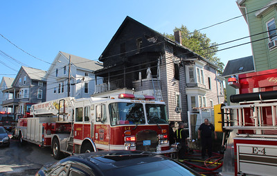Structure Fire - Unknown Address, Fall River, MA - Unknown Date