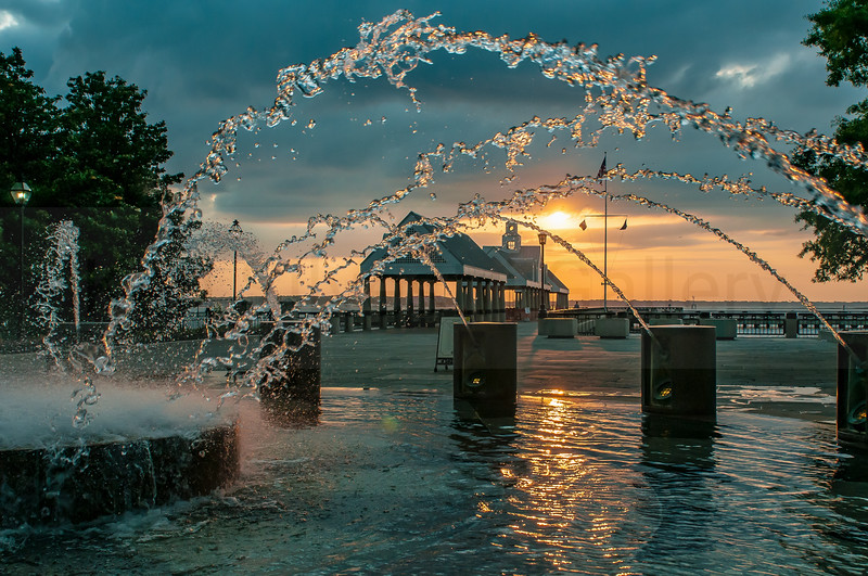 Charleston Waterspray