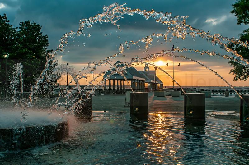 Charleston Waterspray