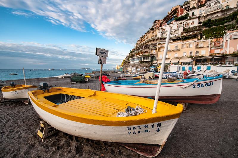 Amalfi Cruise Ship