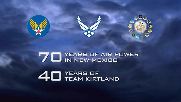 2011 Kirtland AFB 40th
