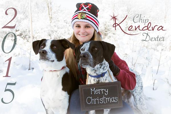 Kendra & her Boys