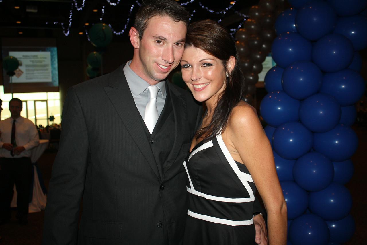 Jonathan Whitelaw & Latisha Randall