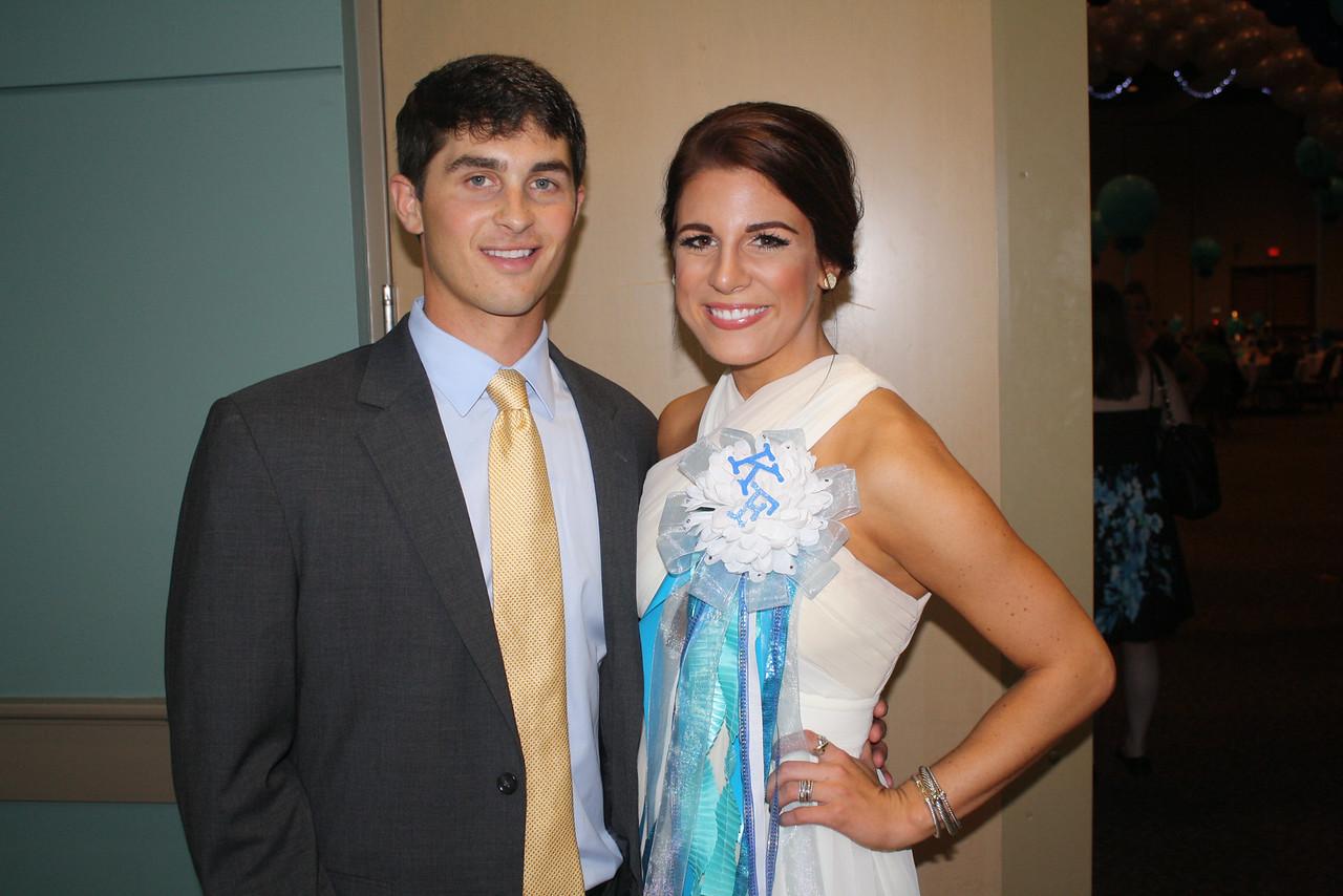 Kyle Glass & Kate Sbarra
