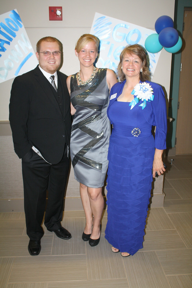 Greg & Keegan Ball with Rhonda Fincher2