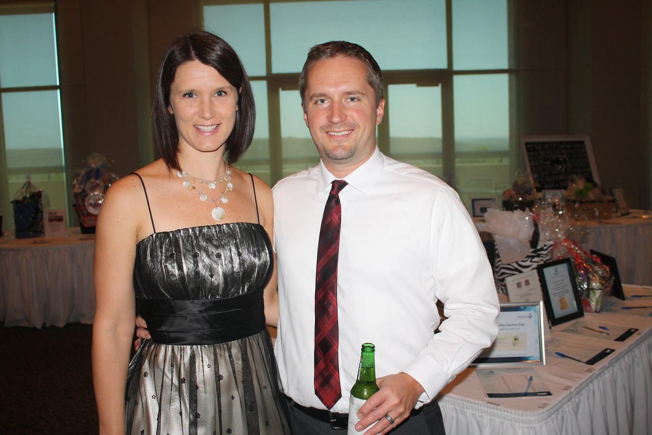 Julia & Chris Brooks