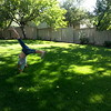 Kennadee F. - Uncle's Backyard -  Salt Lake City, Utah
