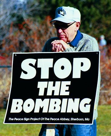 Kennebunkport/Bush Demonstrations