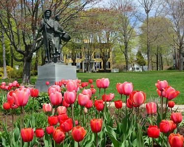 Spring in Kennebunkport