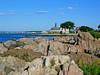 Ocean Avenue rocks
