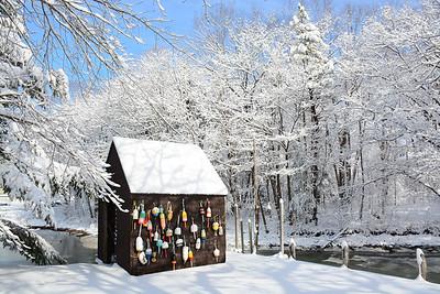 Winter in Kennebunkport